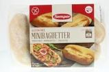 Afbeelding vanSemper Glutenvrij Mini Baguettes Wit 6ST