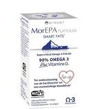Afbeelding vanMinami Morepa platinum omega 3 plus vitamine d3 120 softgels