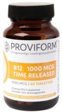 Afbeelding vanProviform B12 1000mcg Time Released Tabletten 60st