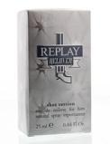 Afbeelding vanReplay Relover For Him Eau De Toilette (25ml)