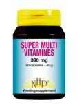 Afbeelding vanNHP Super multi vitamines 390 mg (90 capsules)