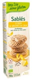 Afbeelding vanMa Vie Sans Koekjes met citroen chia zaden bio glutenvrij (150 gram)