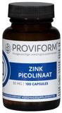 Afbeelding vanProviform Zink Picolinaat 30 Mg, 100 Veg. capsules