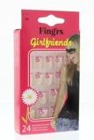 Afbeelding vanFing'rs Girlfriends kunstnagels 24 stuks