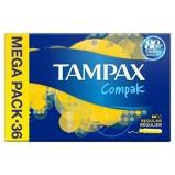 Afbeelding vanTampax Tampon Compak Regular 36 stuks