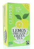 Afbeelding vanClipper Green tea lemon (20 zakjes)