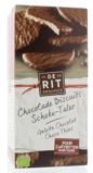 Afbeelding vanDe Rit Chocolade wafeltje puur (125 gram)