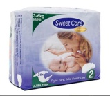 Afbeelding vanSweetcare Premium Mini Maat 2 3 6 Kg (36st)