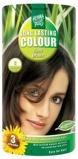 Afbeelding vanHennaplus Haarkleuring long lasting colour 5 light brown 100ml