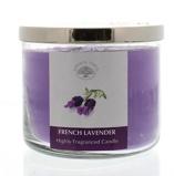 Afbeelding vanGreen Tree Geurkaars French Lavender, 400 gram