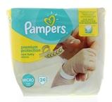 Afbeelding vanPampers New Baby Micro, 24 stuks