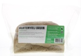 Afbeelding vanBasics Bakery Bruin Brood Gluten en Lactosevrij, 495 gram