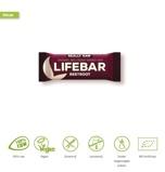 Afbeelding vanLifefood Lifebar energiereep rode biet raw & bio (47 gram)