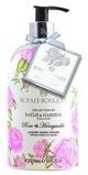 Afbeelding vanBaylis&harding Royale Bouquet Handlotion Rose & Honeysuckle, 500 ml