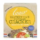 Afbeelding vanLeev Bio haver & meergranen cracker glutenvrij (110 gram)