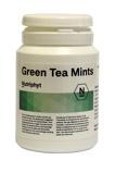 Afbeelding vanNutriphyt Green Tea Mints Tabletten 120TB