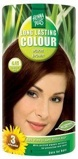 Afbeelding vanHennaplus Haarkleuring long lasting colour 4.45 warm brown 100ml