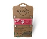 Afbeelding vanParakito Armband Design Roze met 2 tabletten, 1 stuks