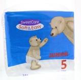 Afbeelding vanSweetcare Luiers Soft & Easy Junior Nr 5 11 25kg (24st)