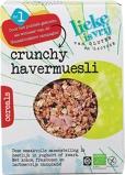 Afbeelding vanLieke Is Vrij Crunchy havermuesli (350 gram)