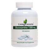 Afbeelding vanLivinggreens Glucosamine 1500 (180 tabletten)