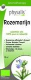 Afbeelding vanPhysalis Aromatherapy rozemarijn bio 10ml