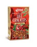 Afbeelding vanLifefood Life crackers pikante tomaat (90 gram)