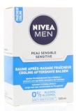 Afbeelding vanNivea Men Aftershave Balsem Sensitive Cooling 100 ml