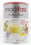 Afbeelding vanModifast Protein shape pudding vanille (540 gram)
