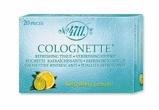 Afbeelding van4711 Verfrissingdoekjes colognette lemon 20 stuks