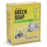 Afbeelding vanMarcel's Green Soap Vaatwastabletten Grapefruit & Limoen 24 tabs