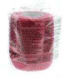 Afbeelding van3m Coban Zelfklevende Zwachtel Rood 7.5 Cm X 4.5 M (1rol)