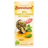 Afbeelding vanZonnatura Brandnetel citroengras bio (20 zakjes)