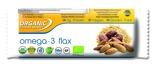 Afbeelding vanOrganic Food Bar omega 3 flax (68 gram)