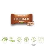 Afbeelding vanLifefood Mini lifebar energiereep Brazil raw & bio (25 gram)
