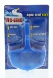 Afbeelding vanWc Eend Toiletblok Aqua Blue, 40 gram