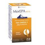 Afbeelding vanMinami Morepa move omega 3 met kurkuma 60 softgels