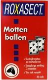 Afbeelding vanRoxasect Mottenballen, 20 stuks
