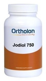 Afbeelding vanOrtholon Jodiol 750 Tabletten 120st