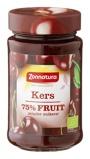 Afbeelding vanZonnatura Fruitspread kers 75% (250 gram)