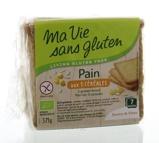 Afbeelding vanMa Vie Sans Brood 3 granen bio glutenvrij (375 gram)