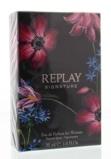 Afbeelding vanREPLAY Signature for Woman eau de parfum 30 ml