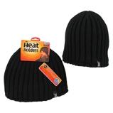 Afbeelding vanHeat Holders Mens Hat One Size Black, 1 stuks