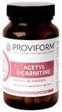 Afbeelding vanProviform Acetyl L carnitine 500 Mg, 60 Veg. capsules