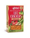 Afbeelding vanLifefood Life crackers tomaat kruiden (90 gram)