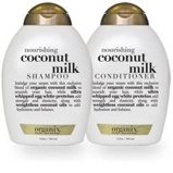 Afbeelding vanOrganix Conditioner nourishing coconut milk 385ml