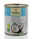 Afbeelding vanPrimeal Kokosmelk (225 ml)