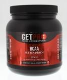 Afbeelding vanGetpro BCAA ice tea peach (500 gram)