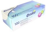 Afbeelding vanEcodoo Tissue Box, 100 stuks