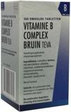 Afbeelding vanTeva Vitamine B complex bruin los (300 tabletten)